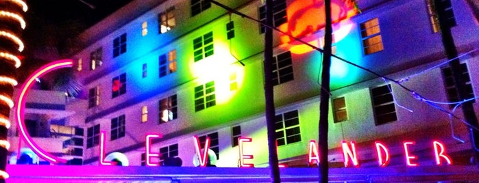 Clevelander is one of Miami City Guide.