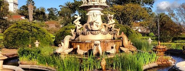 Jardim Botânico da Ajuda is one of Passear a pé.