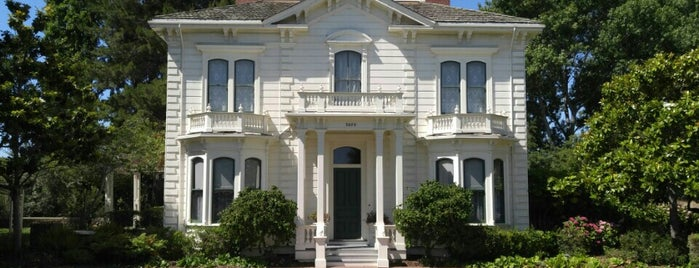 Rengstorff House is one of Come to Mountain View, CA! #VistUS.