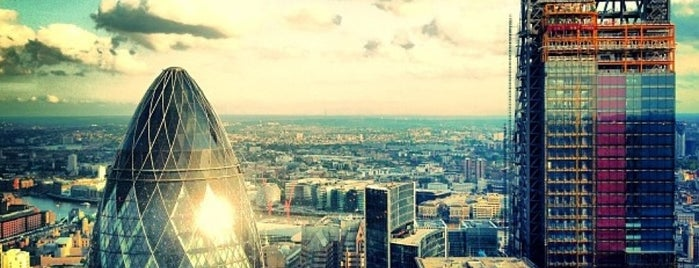 Duck & Waffle is one of London.