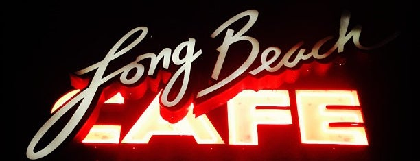 Long Beach Cafe is one of Long Beach Eats.