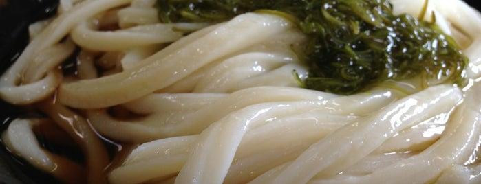 うどん田 is one of めざせ全店制覇~さぬきうどん生活~ Category:Ramen or Noodle House.