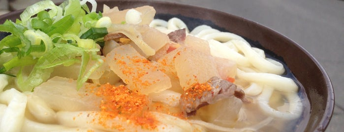 谷川製麺所 is one of めざせ全店制覇~さぬきうどん生活~ Category:Ramen or Noodle House.