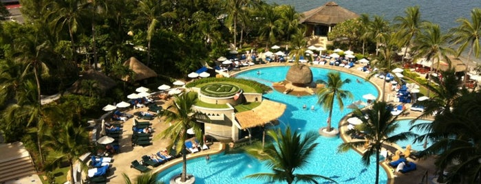 Hilton Hua Hin Resort & Spa is one of Hotel.