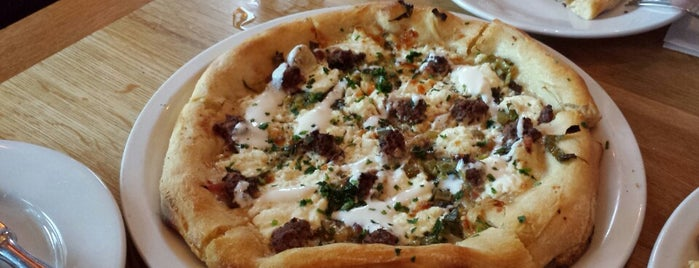 Gialina Pizzeria is one of food.