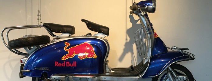 Red Bull Brasil is one of ¿Got Wiiings?.