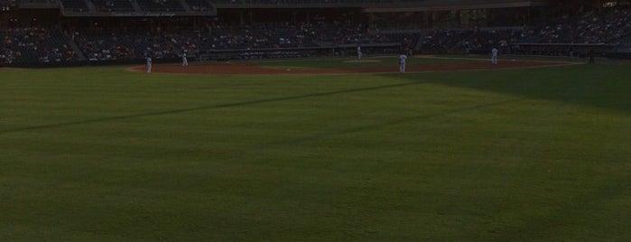 BB&T Ballpark is one of Steve's tips.
