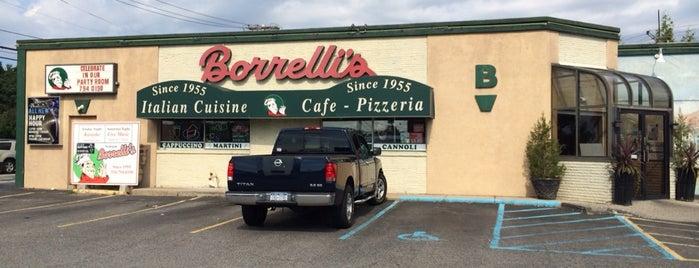 Borrelli's Italian Restaurant is one of Date Night!.