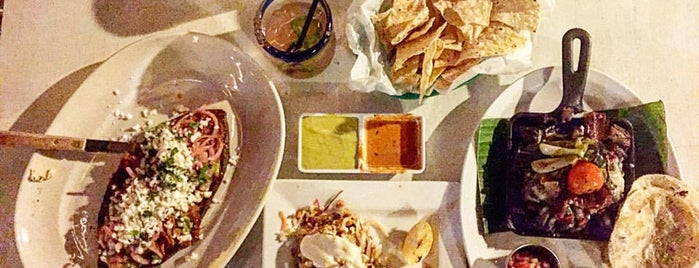 Licha's Cantina is one of Gluten-free Austin.