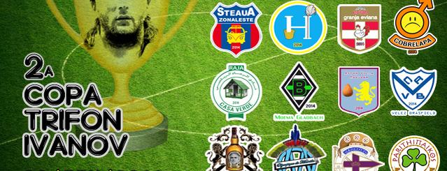 II Copa Trifon Ivanov is one of Melhores campos de futebol para peladas em Vitória.