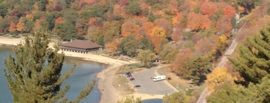 Devil's Lake State Park is one of Places to visit.