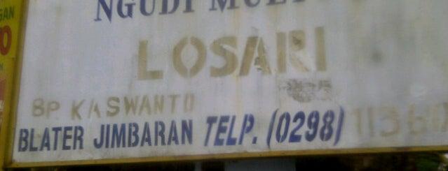 Jimbaran is one of Top 10 favorites places in Semarang, Indonesia.