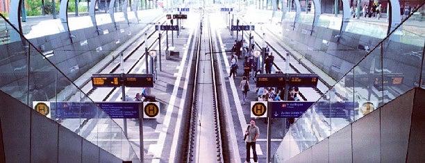 Kassel Central Station is one of Ausgewählte Bahnhöfe.