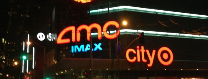 AMC Metreon 16 is one of SF Movie Place.