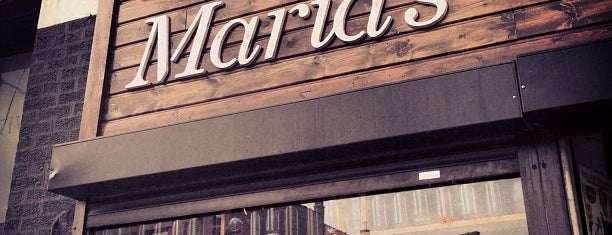 Maria's Packaged Goods & Community Bar is one of 100 Best things we ate (and drank) in 2011.