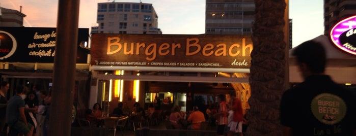 Burger Beach is one of los mejores sitios para comer en Alicante.