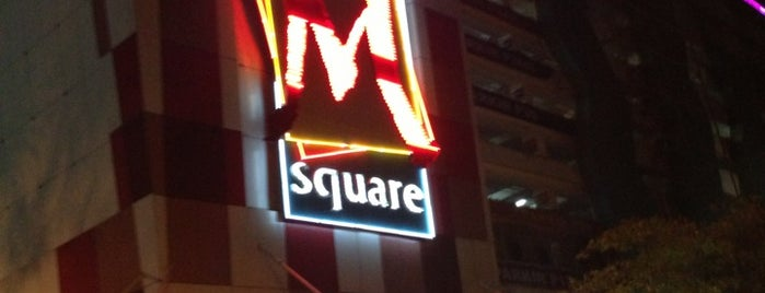 Blok M Square is one of Top picks for Malls.