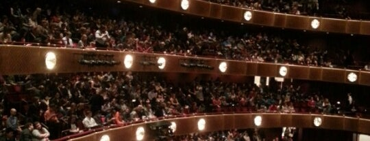 David H. Koch Theater is one of Where to See the Nutcracker This Holiday Season.