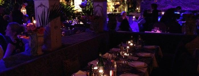 Villa Romana is one of Top 10 dinner spots in Saint-Tropez, France.