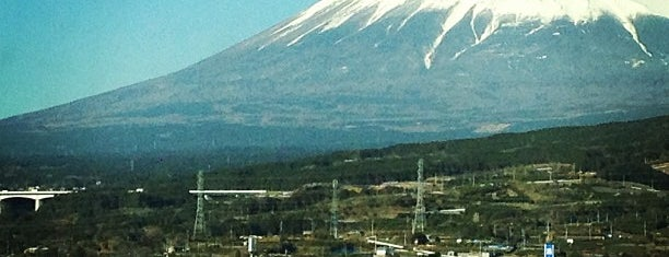Mt. Fuji is one of Fave Japanese Places.