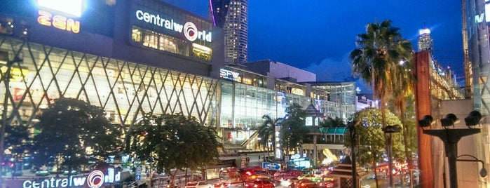 CentralWorld Square is one of Shopping mall.