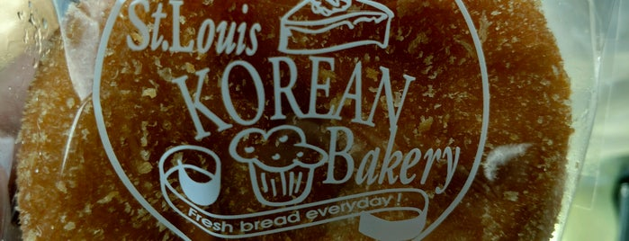 St. Louis Korean Bakery is one of St. Louis.