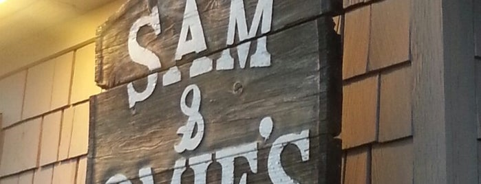 Sam & Omie's is one of Best of OBX.