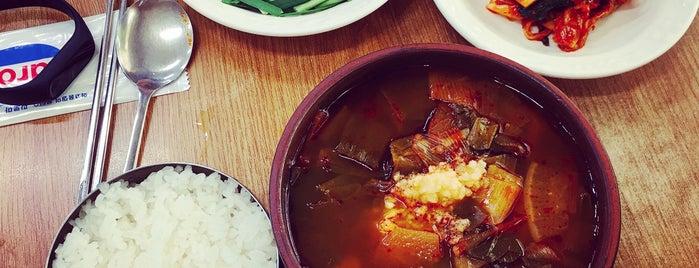 국일따로국밥 is one of 한국인이 사랑하는 오래된 한식당 100선.