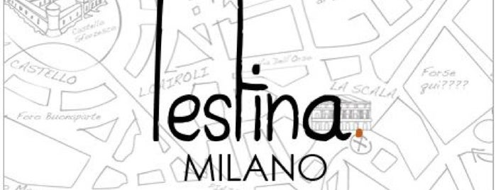 Testina Milano is one of check.