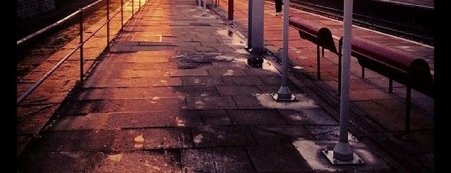 Harrow & Wealdstone London Underground and London Overground Station is one of Tube Challenge.