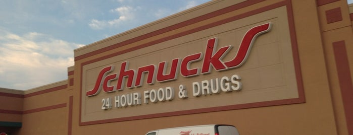 Schnucks is one of Top picks for Food and Drink Shops.