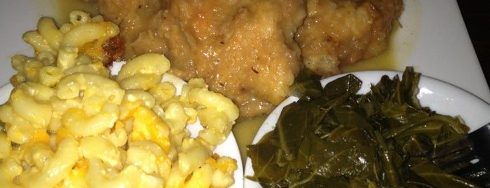 Ms. Tootsie's Soul Food Cafe is one of Phila.