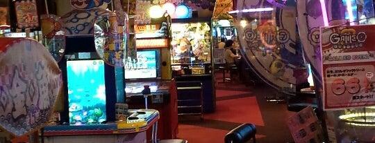 ゲームパニック 足立店 is one of beatmania IIDX 設置店舗.