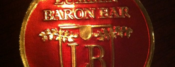 Lumber Baron Bar is one of Class It Up.