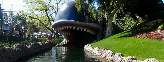 Storybook Land Canal Boats is one of Disneyland Fun!!!.