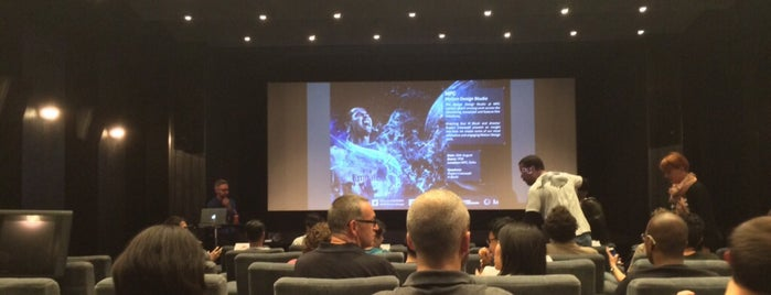 MPC (Moving Picture Company) is one of London Screening Rooms.