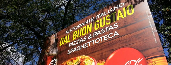 Dal Buon Gustaio is one of Pizzerias.