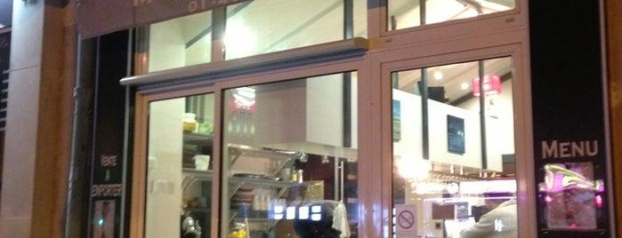 Huitrerie Garnier is one of 気になるカフェ・レストラン.
