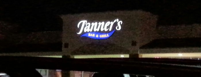 Tanner's Bar & Grill is one of Work.