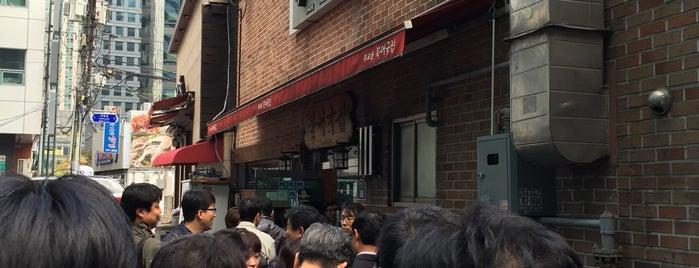 Must-visit Food in 서울특별시