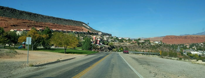 City of St George is one of Nature Calls.