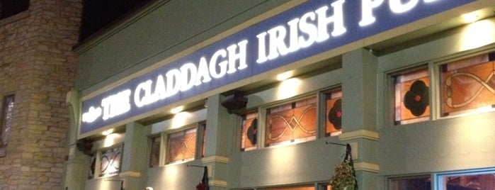 Claddagh Irish Pub is one of Top 10 dinner spots in Madison, WI.