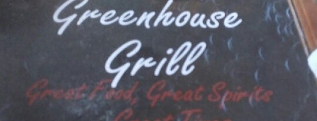 Greenhouse Grill is one of Food Spots to Try.
