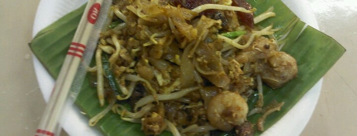 Medan Selera (Wai Sek Kai 为食街) is one of Cheap eats in KL.