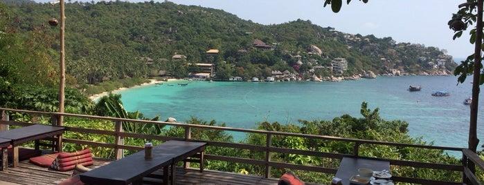 New Heaven Resort & Restaurant is one of The 20 best value restaurants in Ko Tao, Thailand.