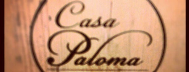 Casa Paloma is one of Must in BCN.