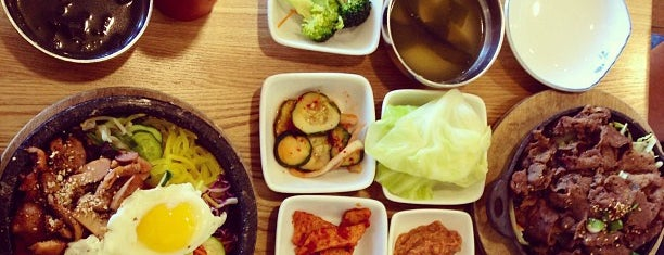 Spoon Korean Bistro is one of 510 Area.