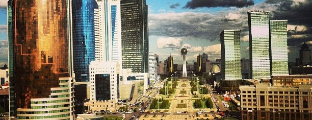 Astana is one of Capitals of Europe.