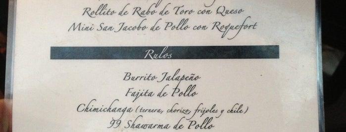 El Quinto Pincho is one of Donde comer y dormir en cordoba.