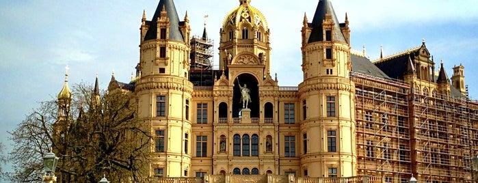 Schwerin is one of Mein Deutschland.